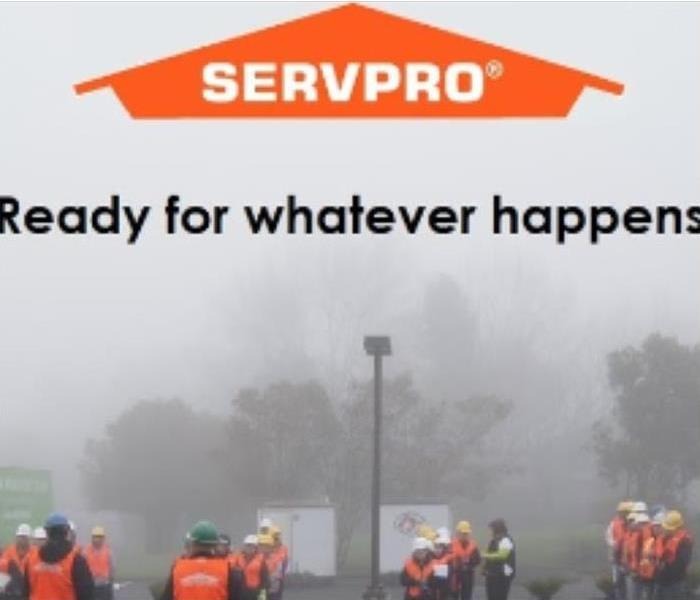 Storm Damage SERVPRO can quickly protect your home after a Storm