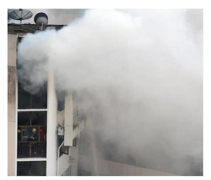 Why SERVPRO Are you in need of a Smoke or Soot clean up