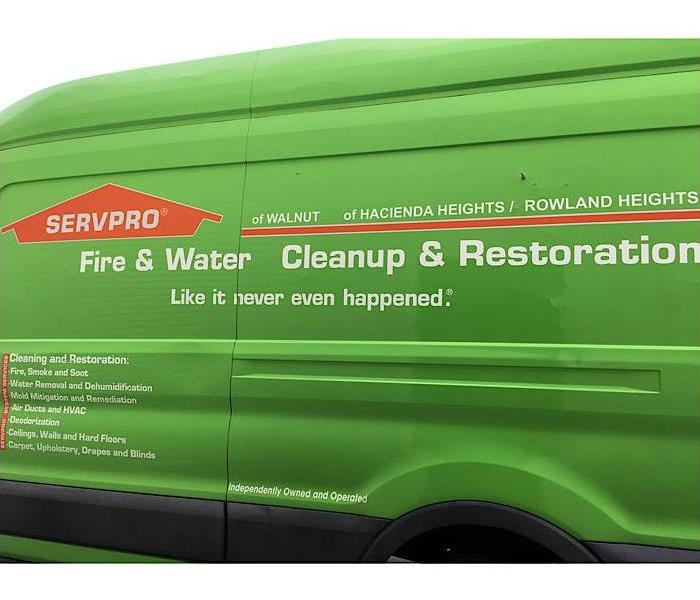 SERVPRO of Walnut is Here to Help!