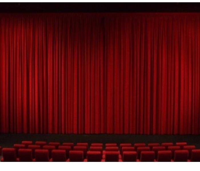 does your movie theater curtains have mold servpro of walnut