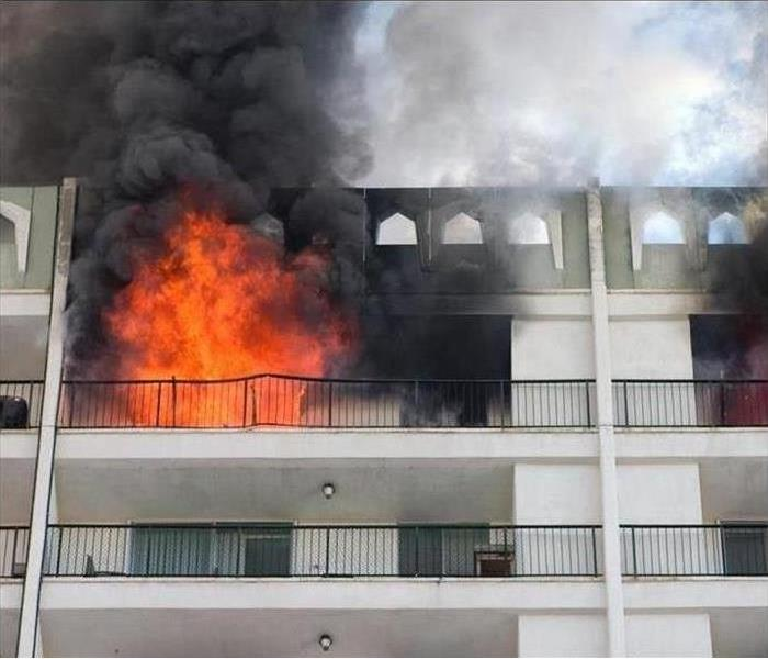 Commercial Ways to Keep Your Commercial Property from Fire Damage